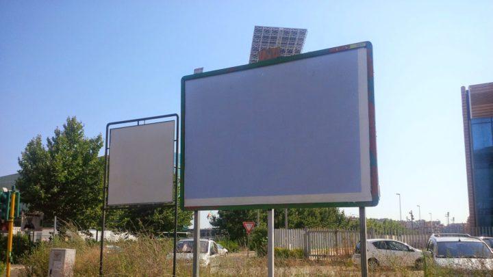 Affissioni: multe per mancate autorizzazioni e pagamento imposta pubblicità