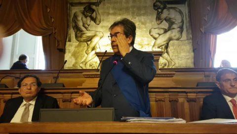 Enzo Bianco primo sindaco della Città Metropolitana – Il discorso di insediamento