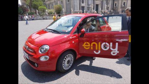 Il car sharing è arrivato a Catania – Dichiarazioni