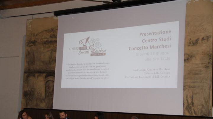 """Nasce a Catania il """"Centro Studi Concetto Marchesi"""""""