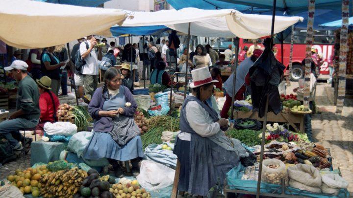 Alla scoperta di un variopinto mercato