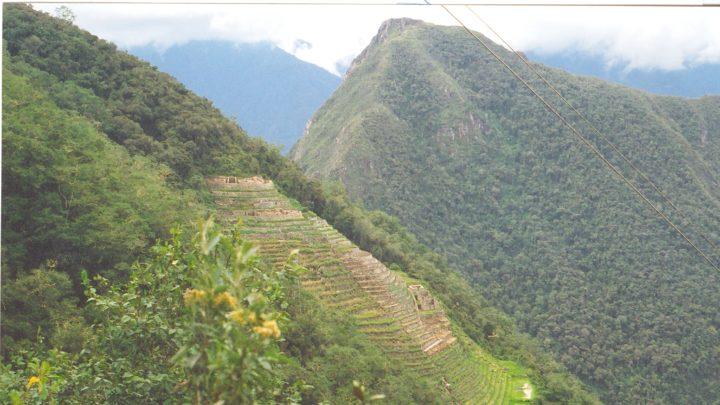 Un cammino sulle Ande