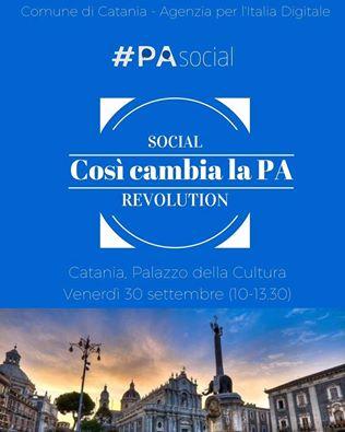 Nel Palazzo della Cultura la terza tappa italiana di #PASocial
