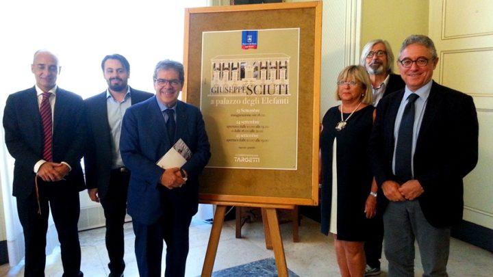 La mostra di Giuseppe Sciuti a Palazzo degli Elefanti