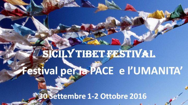 """Il """"Sicilia Tibet Festival"""" a Catania"""