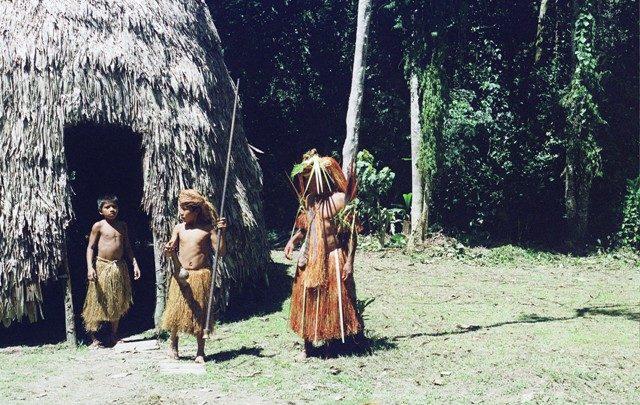 Dalle Ande all'Amazzonia