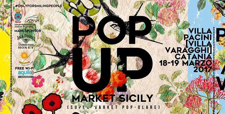 Popup Market Sicily: nella Villa Pacini la Festa di Primavera