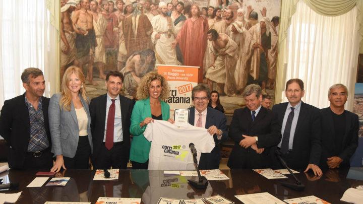Al via la IX edizione di Corri Catania