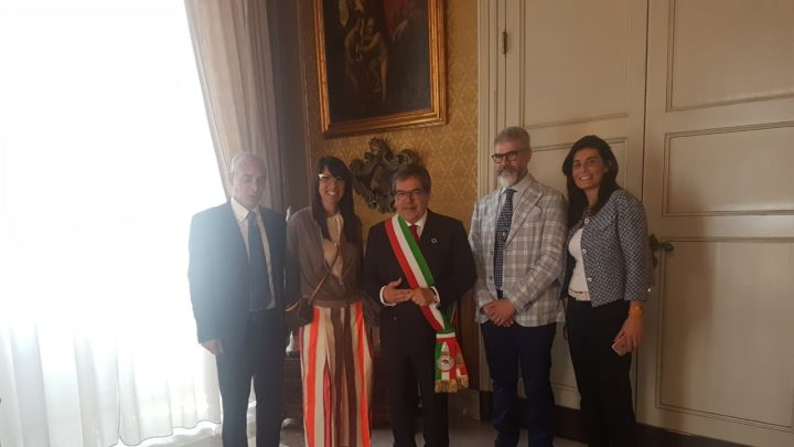 Catania ospite d'onore a Madrid