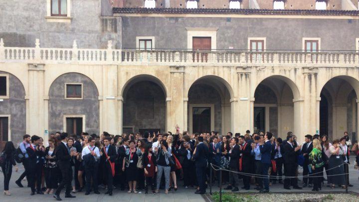 Concluso il primo G7 dei giovani a Catania