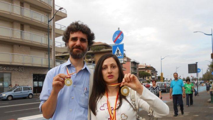 Eleonora ed Angelo: una coppia da Olimpiade