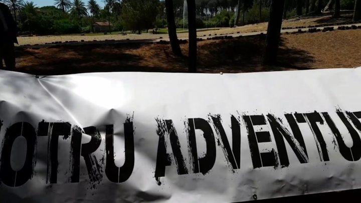 Boschetto della Plaia: aperto il parco avventura