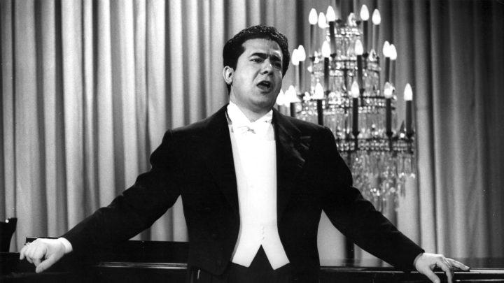 Giuseppe Di Stefano, un grande cantante catanese
