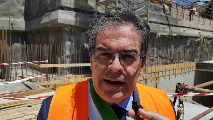 Metropolitana, dichiarazione del sindaco Bianco