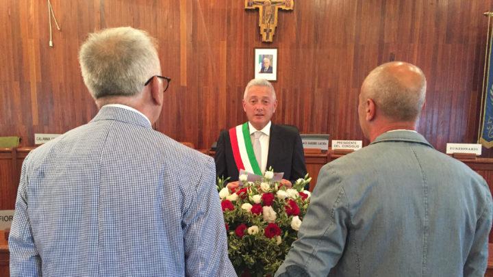 San Giovanni La Punta, celebrata la prima unione civile