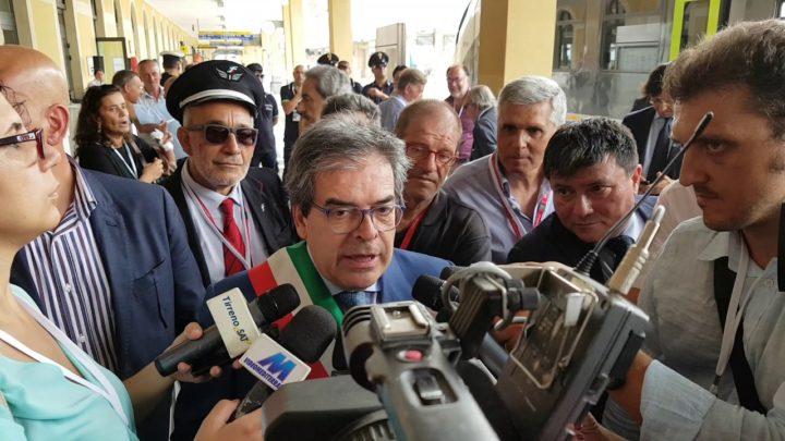 Raddoppio ferroviario: la dichiarazione del sindaco Bianco