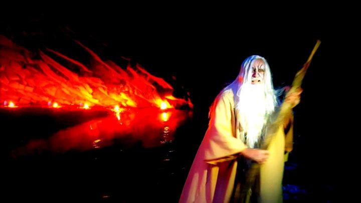 Spettacoli: domani Infernu nelle Gole dell'Alcantara