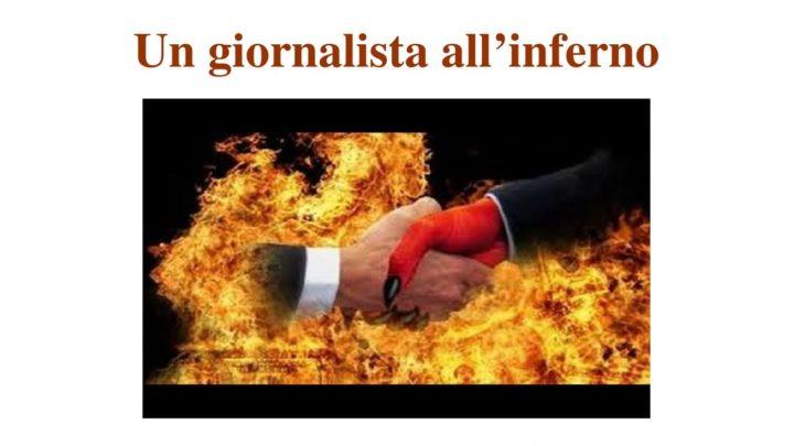 """""""Un giornalista all'inferno"""" al Castello Ursino"""