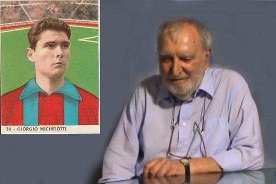 Calcio: addio a Giorgio Michelotti, vecchia bandiera del Catania