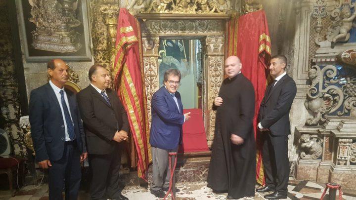Aperto in Cattedrale il Sacello di Sant'Agata