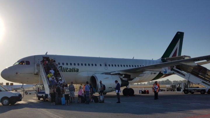 Aeroporto: agosto da record assoluto con un milione di passeggeri