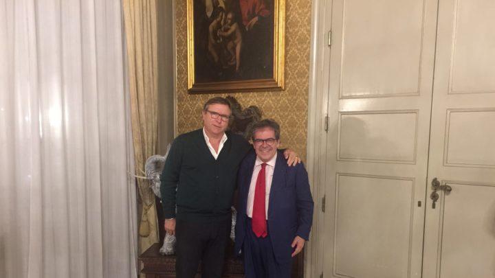 Calcio Catania, l'Amministratore Delegato Lo Monaco scrive al Sindaco Bianco