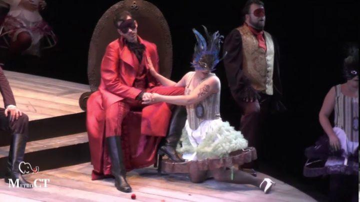 Don Giovanni al Teatro Massimo Bellini – Catania