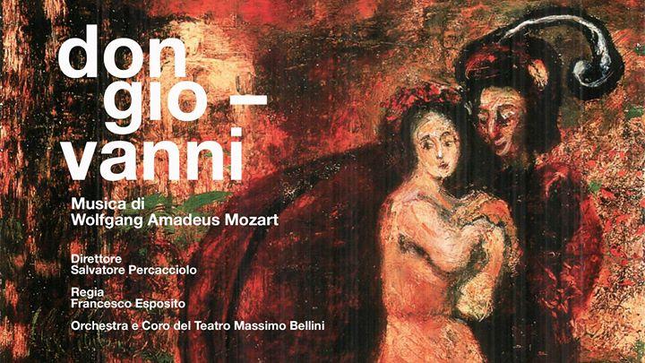 """Il """"Don Giovanni"""" al Teatro Massimo Bellini"""