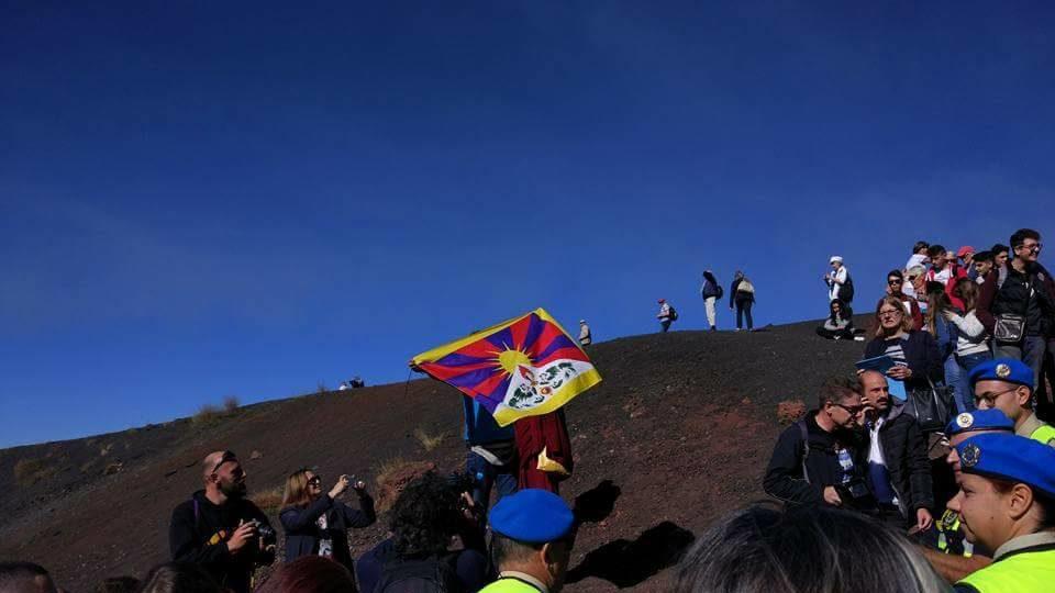 Attrazione fatale tra l'Etna e l'Himalaya