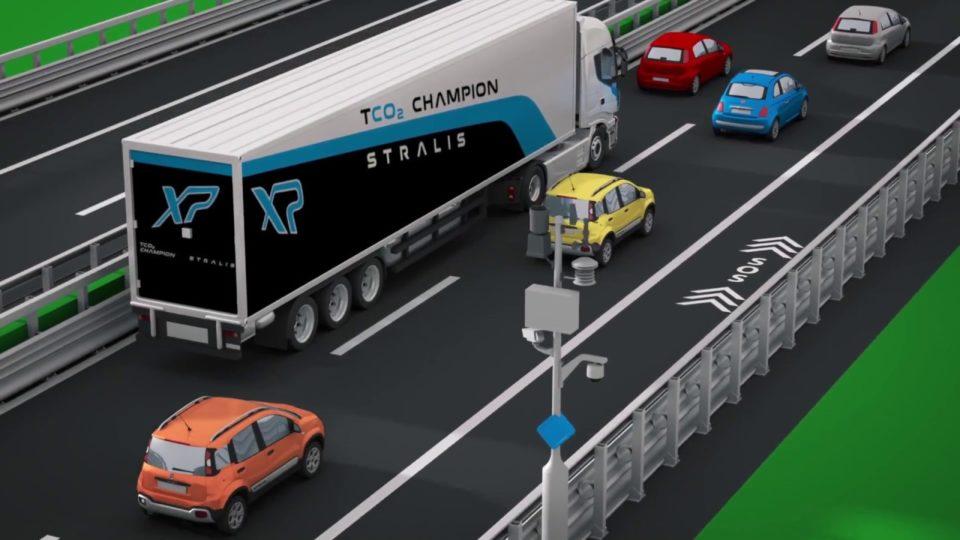 Progetto Smart Road Anas
