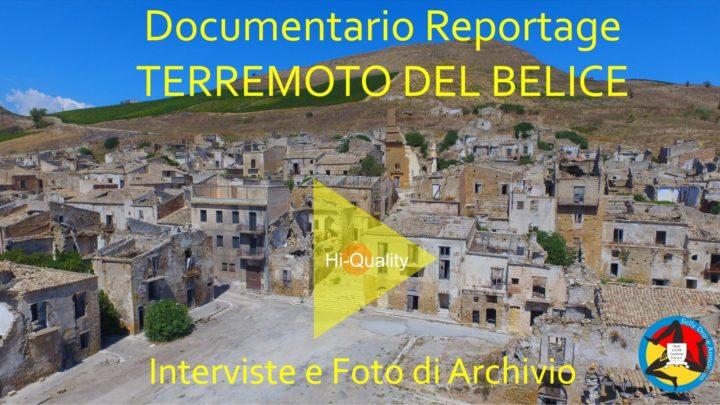 Terremoto Sicilia 1968 Gibellina Poggioreale di Gaetano Barbarino