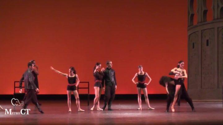 Balletto di Carmen su musiche di Georges Bizet