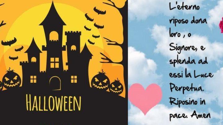 Festa dei Morti ed Halloween a confronto