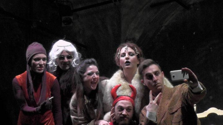 Riccardo III al teatro del Canovaccio