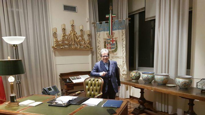 Città Metropolitana: via il Commissario, torna il sindaco Bianco