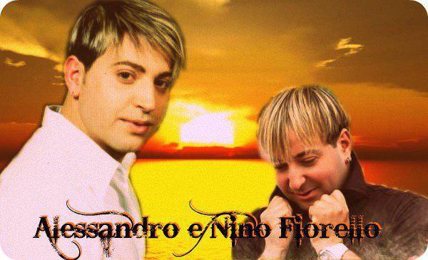 Alessando e Nino Fiorello: duetto formidabile