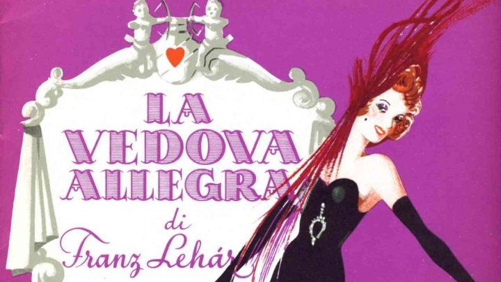 La Vedova allegra al Teatro Massimo