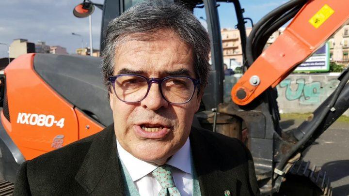 Corso dei Martiri -Dichiarazione del sindaco Enzo Bianco