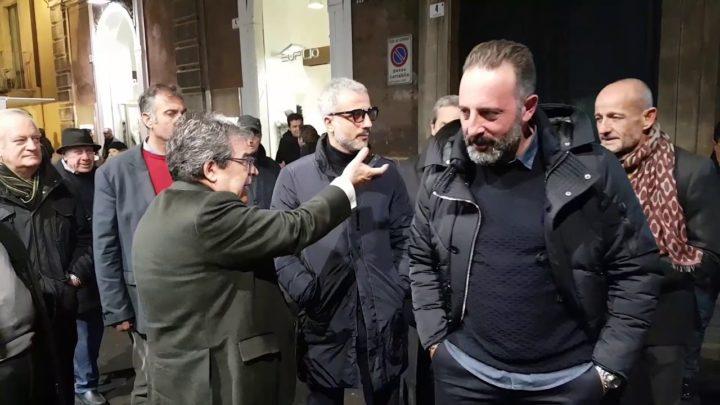 Inaugurazione nuovo arredo di via Pacini
