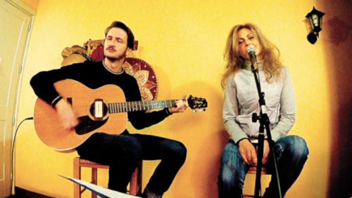 Jada Morad y Nacho Falco acoustic cover