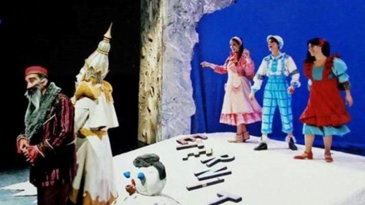 La regina delle nevi al Piccolo Teatro