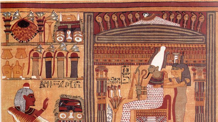 A Catania reperti del Museo Egizio di Torino