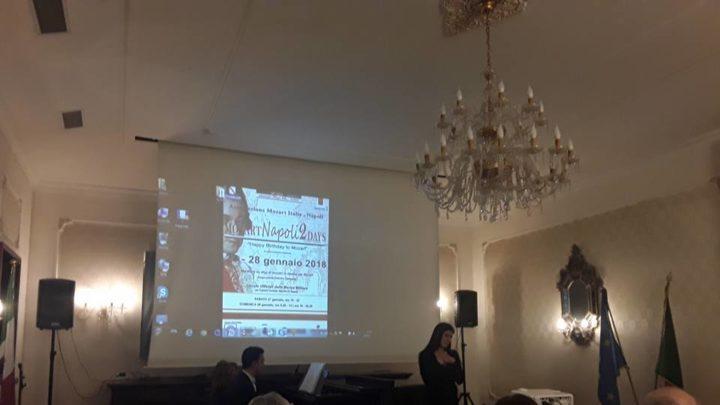 L'Associazione Mozart Italia-Napoli omaggia i 262 dalla nascita di Mozart con una maratona no stop