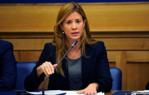 Gabriella Giammanco elogia Salvo Pogliese