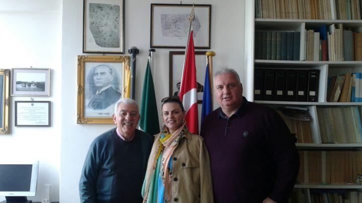 Si intensificano i rapporti  tra Sicilia e Macedonia