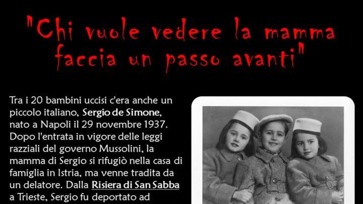 I Giorni della Memoria 2018 a Napoli