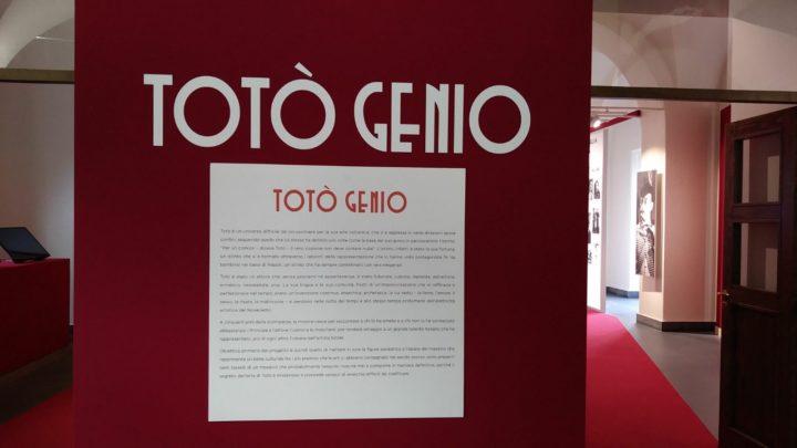 """A Catania la mostra """"Totò Genio"""""""