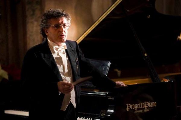 L'atteso ritorno di Francesco Nicolosi sul palco del Teatro Massimo Bellini