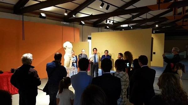 """Cultura: Bianco, """"Il kouros di Leontinoi ha vinto la burocrazia"""""""