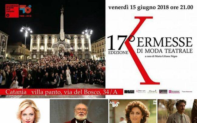 XVII Kermesse di Moda Teatrale annunciati i vincitori